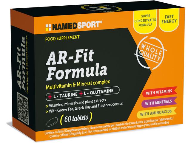 NAMEDSPORT AR-Fit Formula Vitamines 60 Tabletten